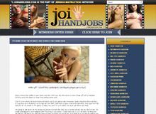 Jerk Off Instruction Encouragement POV Handjobs